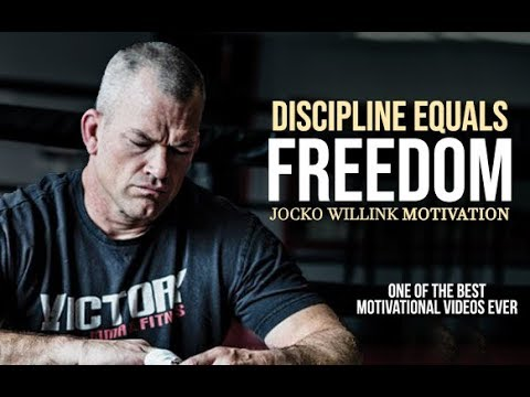 Jocko Willink: DISCIPLINE EQUALS FREEDOM (Jocko Willink Motivation)