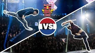 Download Video Issei vs Wing | Quarterfinal | Red Bull BC One World Final 2017 MP3 3GP MP4