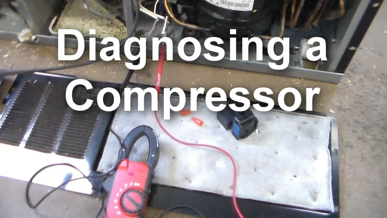 Troubleshooting Your Refrigerator Compressor - Is Your