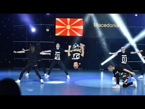 THE ONES - 1st PLACE Hip Hop Group Senior / Dance Fest Novi Sad 2014 / AQUA