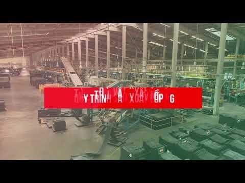 TVC - Sản Phẩm Lốp Nông Nghiệp DRC   Của CTCP Cao Su Đà Nẵng DRC ft. Anio Media