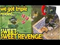 WE GOT *TRIPLE* RAIDED... (GETTING OUR REVENGE) - Last Day on Earth Survival Update 1.9.7
