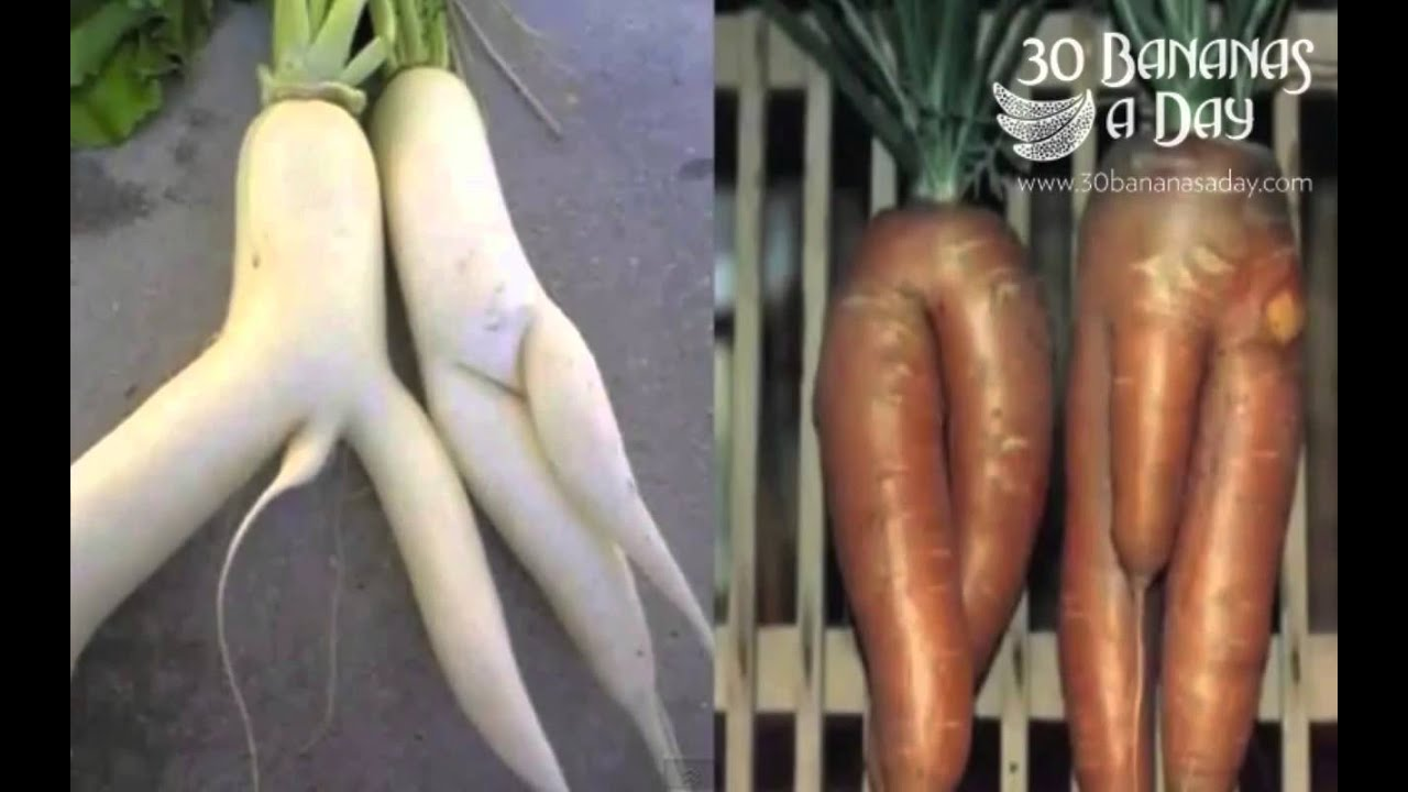 Sexy Naughty Fruits  Vegetables - Perverted Nature - Youtube-3466