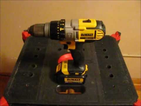 How to use the Clutch on a Cordless Drill