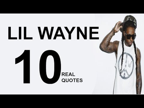 Lil Wayne 10 Real Life Quotes on Success | Inspiring | Motivational Quotes