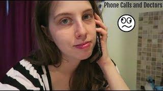 Narrow Angle Glaucoma (Iridotomy, Phone Calls and Chronic Illness)