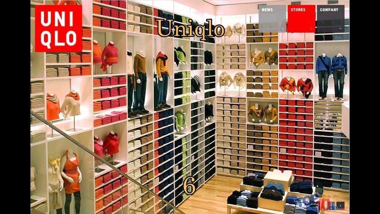 1ba63f8e1 Las 10 mejores marcas de ropa que se venden en Estados Unidos - YouTube
