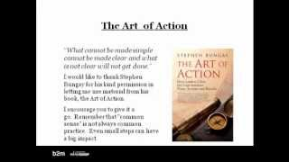 "Effective Strategic Planning With ""the Art Of Action"""