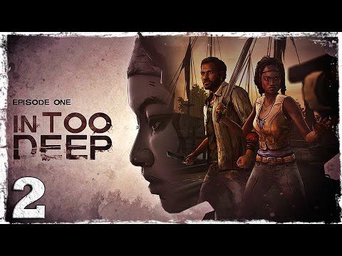 Смотреть прохождение игры The Walking Dead: Michonne. #2: Город на плаву.