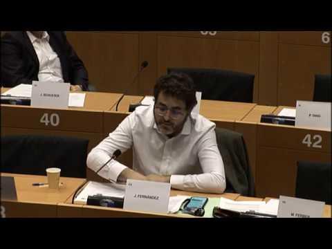 Intervención sobre el semestre europeo