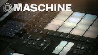 Native Instruments Maschine MK3 - Презентация (NAMM Musikmesse Russia 2017)