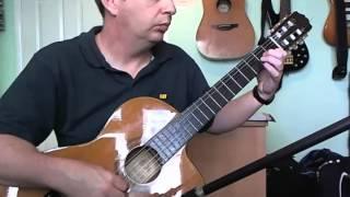 Olinda (Frevo) - Trinity Guitar Grade 1