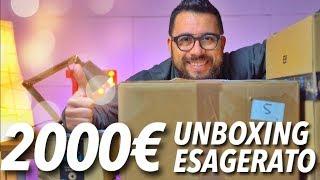 Un unboxing ESAGERATO - Il più GRANDE che abbia mai fatto!