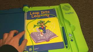 LeapFrog LeapPad Leap Into Learning System Review
