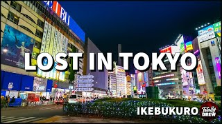 Gambar cover BRIGHT LIGHTS BIG CITY - IKEBUKURO