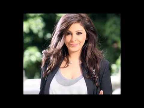 Elissa - Aa Bali Habibi - No music إليسا - ع بالي حبيبي - من دون موسيقى - لحظة تسجيلها