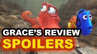 Finding Dory Movie Review SPOILERS