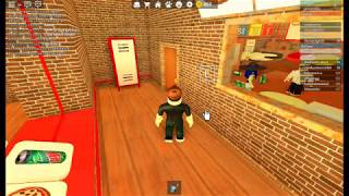 Roblox work at pizza place #9