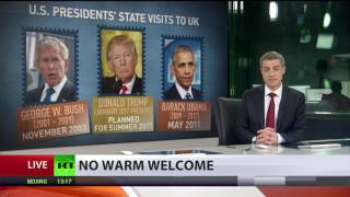 'When we condemn Trump, we attack 61mn who voted for him'  UK MPs debate over POTUS state visit