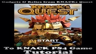KNACKs Quest Errors and Glitches are discussed so by end of video h...