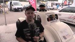 Legends Trophy 2014 kuljettajaesittelyssä Matti Marjamäki