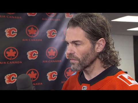 Jagr knows Flames are skilled & fast despite being smaller