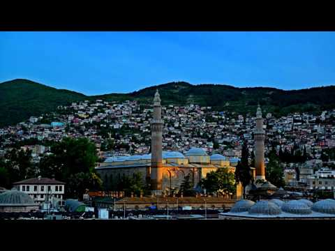 BURSA GRAND CITY TIMELAPSE