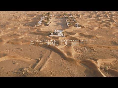 Arabian Desert  X Aeromotus Films X Inspire2 4K