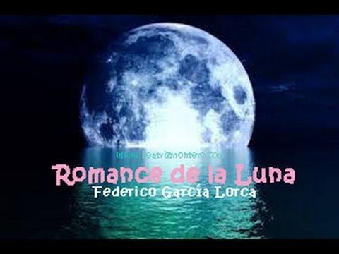Romance De La Luna Federico García Lorca Poemas