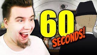 MARY JANE WRÓCIŁA DO SCHRONU?! NOWE ZAKOŃCZENIE! (60 Seconds #33)