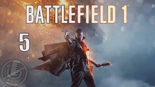 Battlefield 1 Прохождение На Русском На ПК Без Комментариев Часть 5 — Сталь на сталь