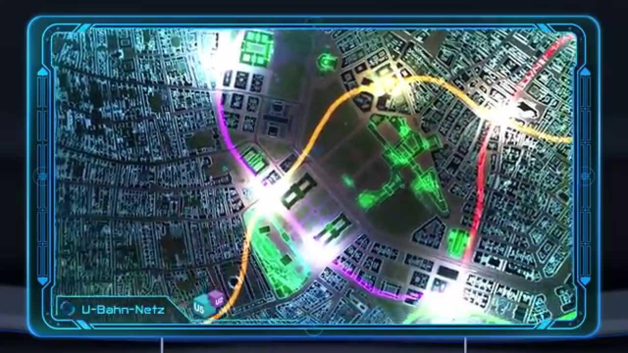 Das Linienkreuz U2u5 Und Die Visualisierung Der U5 Stationen Youtube