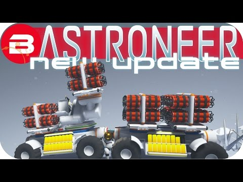 Download Astroneer Gameplay - NEW UPDATE: THE DYNAMITE TRUCK! Lets Play Astroneer Experimental Snapshots