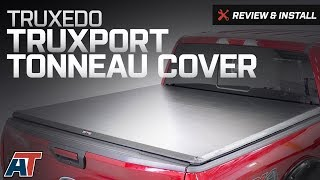 2015 2017 F150 Truxedo Truxport Tonneau Cover Review Install
