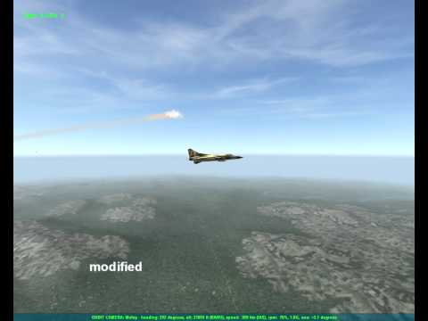 MiG-23 flare dispenser upgrade for BMS4