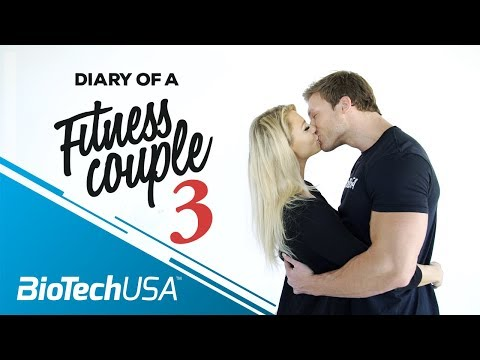 The Diary of a Fitness Couple 3: Catharina Wahl-al és Balogh Robinnal - BioTechUSA