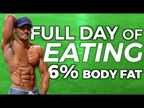 day-of-eating-at-6%-body-fat-(all-meals-shown)
