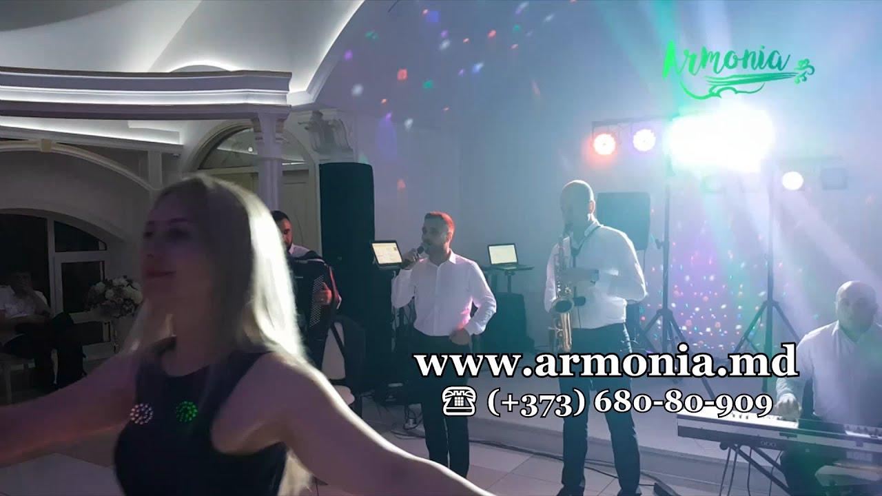 Muzica moldoveneasca   Muzica de petrecere cu Formatia Armonia Chisinau   Muzica la nunti Moldova