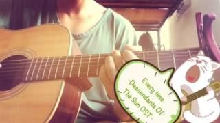 Everytime-EXO Guitar Cover