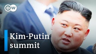 Kim Putin summit in Vladivostok: A snub for Trump? | DW News