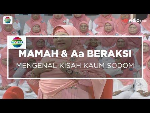 Mamah dan Aa Beraksi  - Mengenal Kisah Kaum Sodom