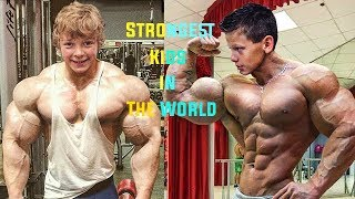Strongest Kids In the World l Kids With Muscles l Motivation!