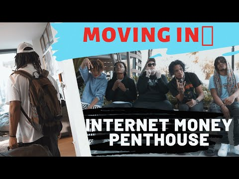 MOVING INTO THE INTERNET MONEY PENTHOUSE!