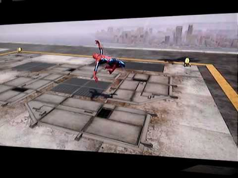 Spider-Man Web of Shadows - Vulture gameplay - YouTube