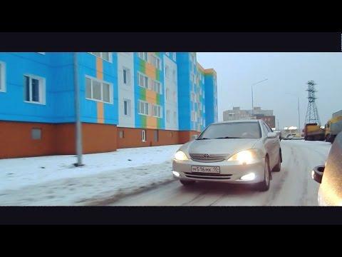Toyota Camry V30. Немцы курят.