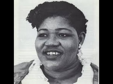 Big Mama Thornton - Hound Dog (1952) Blues