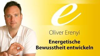Oliver Erenyi - Infoabend Mediale Energetik®