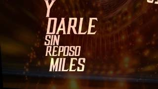 Angel y Khriz - Quiero Verte (Video Lyrics)