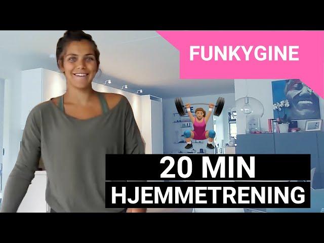 20 MIN ENKEL ØKT | FUNKYGINE