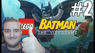 LEGO BATMAN - THE VIDEOGAME (LIVE #2)